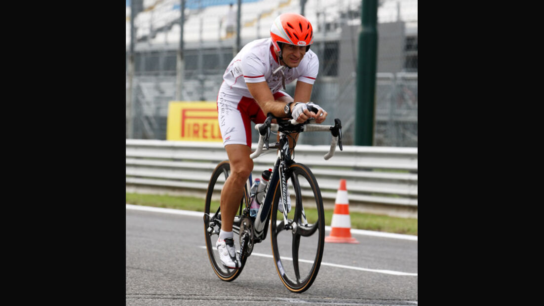Jarno Trulli - GP Italien - 8. September 2011