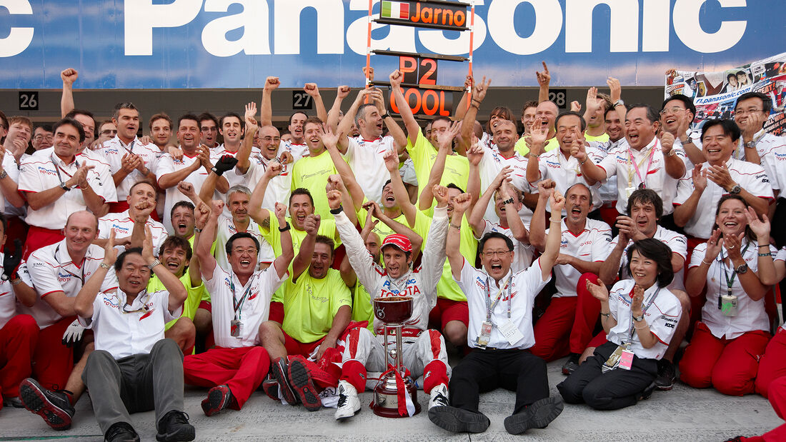 Jarno Trulli - GP Japan 2009