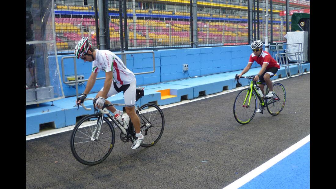 Jarno Trulli - GP Singapur - 22. September 2011