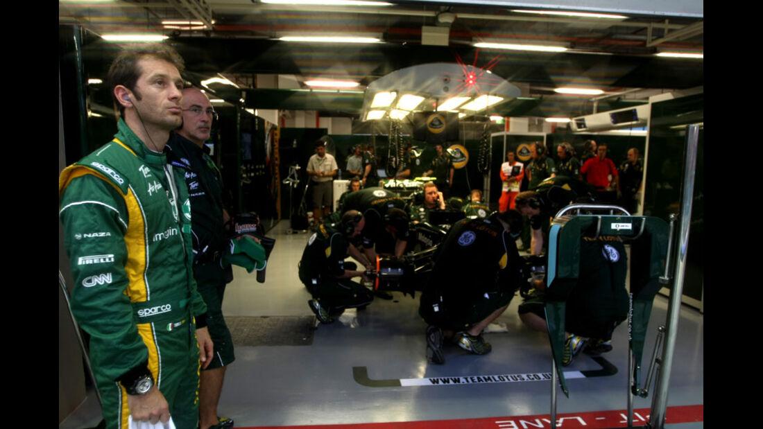 Jarno Trulli - GP Singapur - 23. September 2011