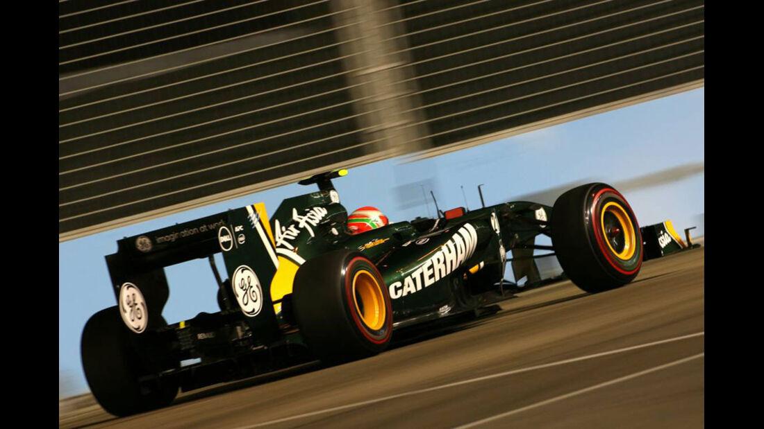 Jarno Trulli - GP Singapur - 24. September 2011