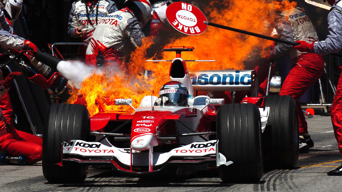 Jarno Trulli - GP Spanien 2005