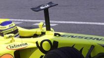 Jarno Trulli - Jordan EJ11 - GP Monaco 2001