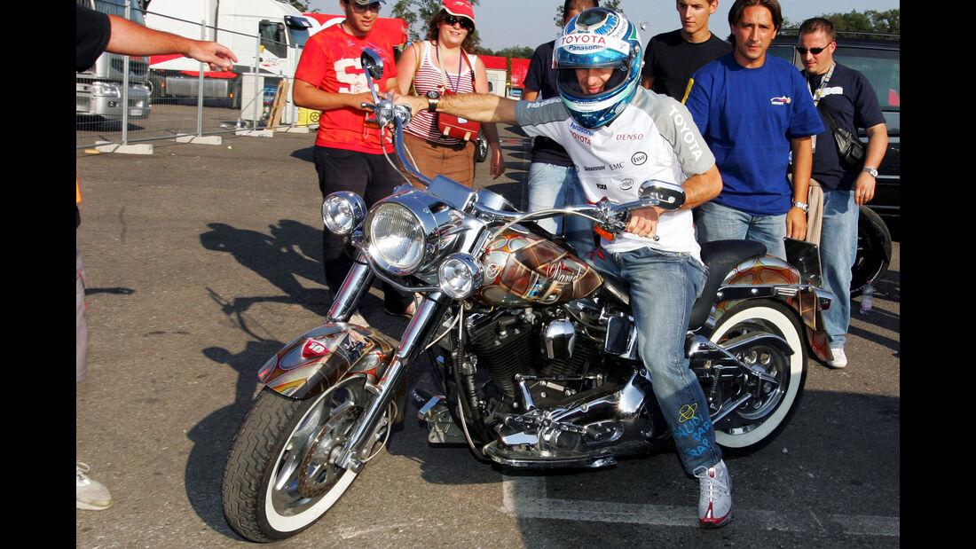 Jarno Trulli - Motorrad - GP Italien 2006