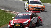 Jarvis, Audi A4 DTM, Green, Mercedes C-Klasse DTM,  DTM, Spielberg, 2011