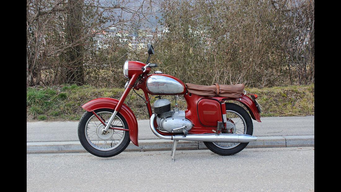 Jawa 125 1962 Oldtimer Auktion Toffen