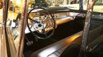 Jay Leno, Autosammlung, Buick Roadmaster, Cockpit