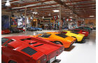 Jay Leno, Autosammlung, Lamborghini