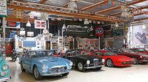 Jay Leno, Autosammlung, Maserati