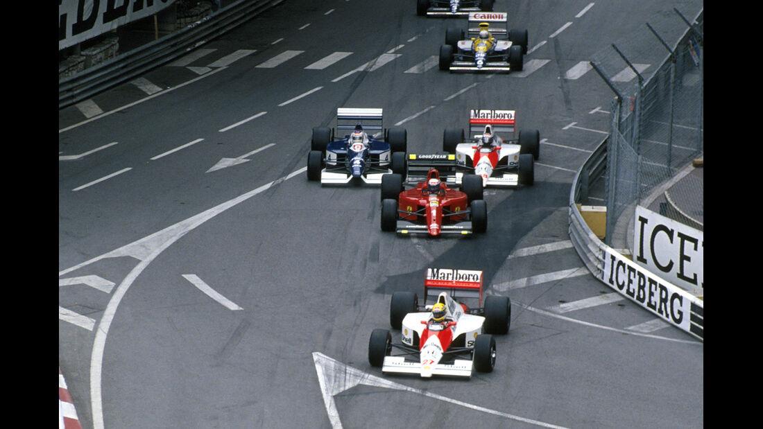 Jean Alesi 1990 Tyrrell Ford