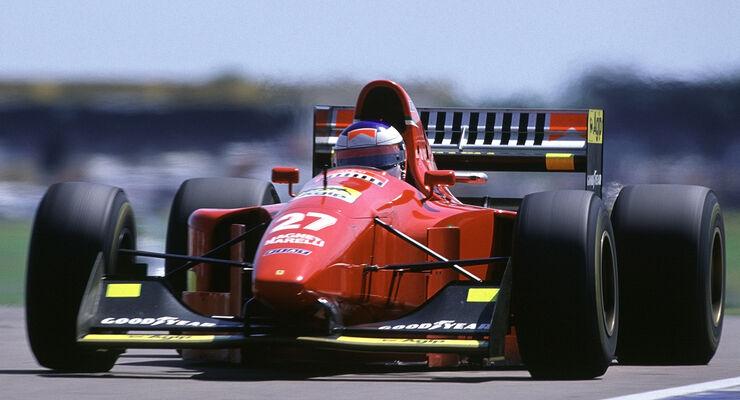 Jean Alesi - Formel 1 1994