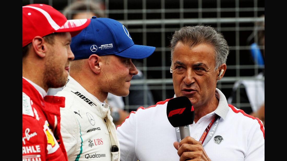 Jean Alesi - Formel 1 - 2018