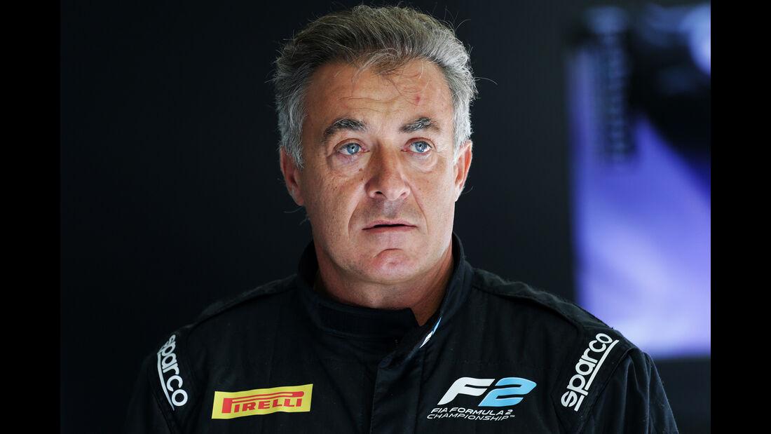 Jean Alesi  - Formel 1 - GP Italien - Monza - 7. September 2019