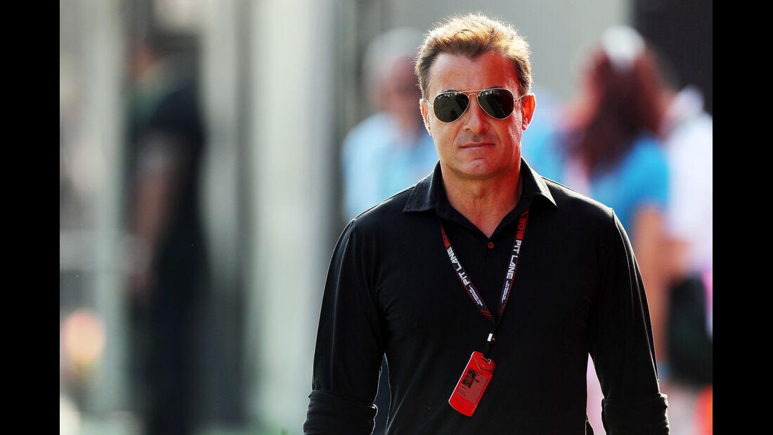 Jean Alesi - GP Italien 2013
