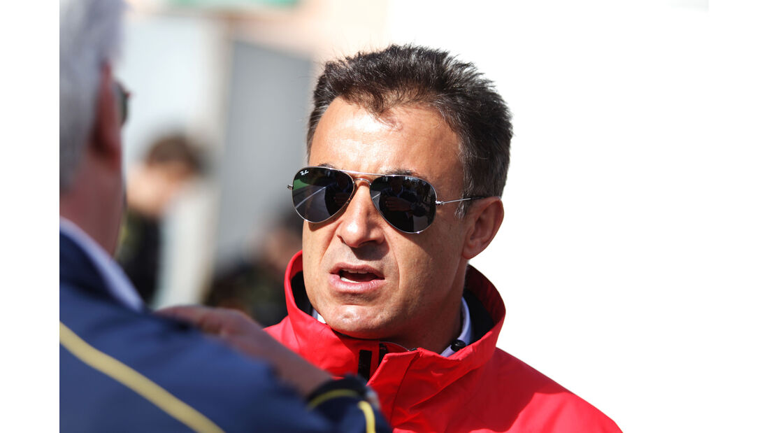 Jean Alesi - GP Monaco 2013 - VIPs & Promis