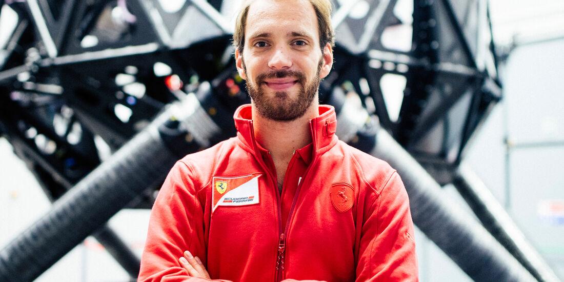 Jean-Eric Vergne - Ferrari - 2015