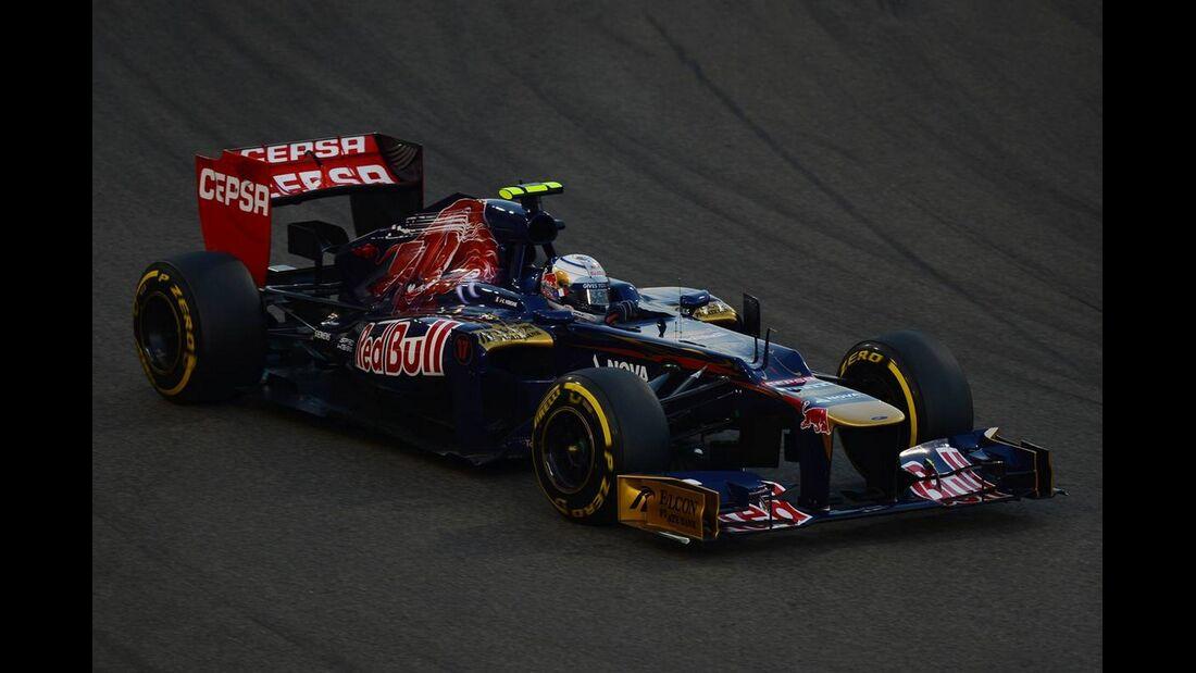 Jean Eric Vergne  - Formel 1 - GP Abu Dhabi - 04. November 2012