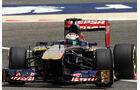 Jean-Eric Vergne - Formel 1 - GP Bahrain - 20. April 2013