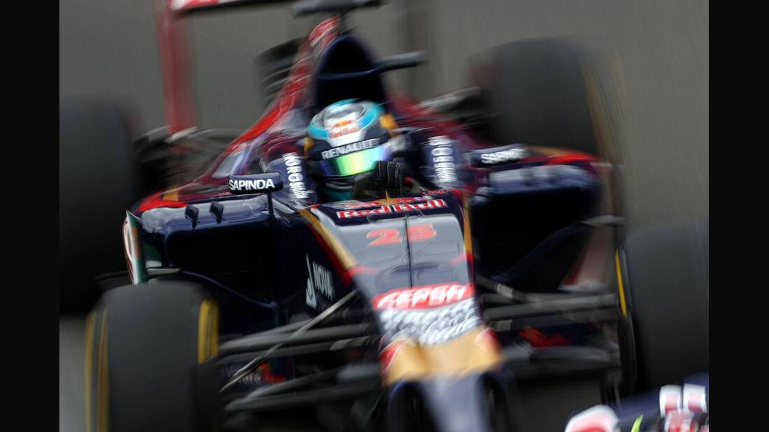 Jean-Eric Vergne - Formel 1 - GP Brasilien - 8. November 2014