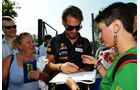 Jean Eric Vergne - Formel 1 - GP Italien - 6. September 2012