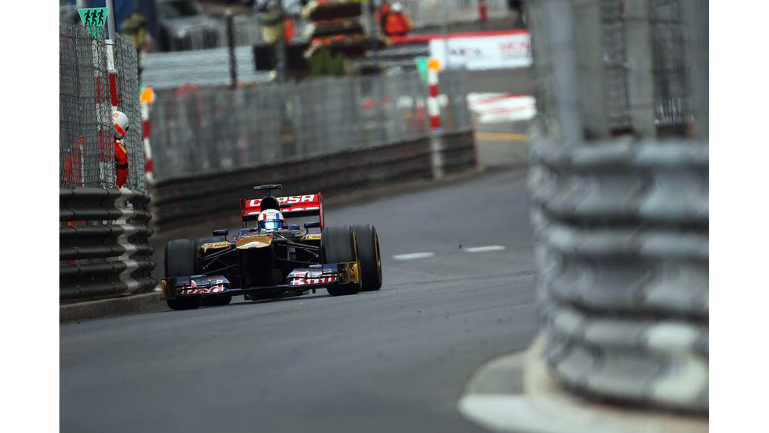 Jean-Eric Vergne - Formel 1 - GP Monaco - 25. Mai 2013
