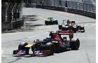 Jean-Eric Vergne - Formel 1 - GP Monaco - 26. Mai 2013