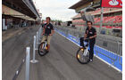 Jean-Eric Vergne - Formel 1 - GP Spanien - 9. Mai 2013