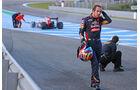 Jean-Eric Vergne - Formel 1 - Jerez-Test 2014