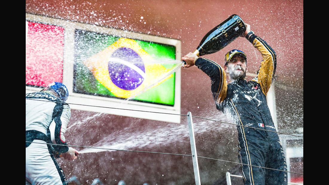 Jean-Eric Vergne - Formel E - Monaco 2019
