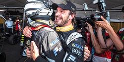 Jean-Eric Vergne - Formel E - New York 2018