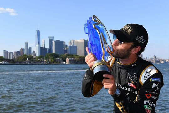Jean-Eric Vergne - Formel E - New York - 2019