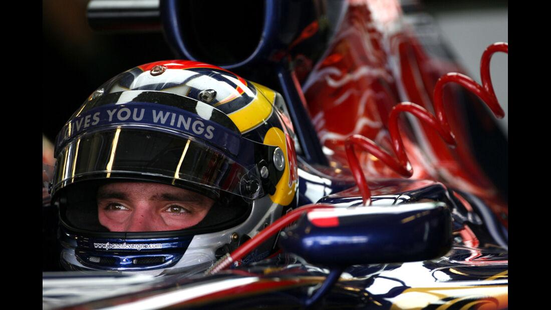 Jean-Eric Vergne - GP Abu Dhabi - Freies Training - 11. November 2011