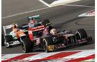 Jean-Eric Vergne GP Bahrain 2012