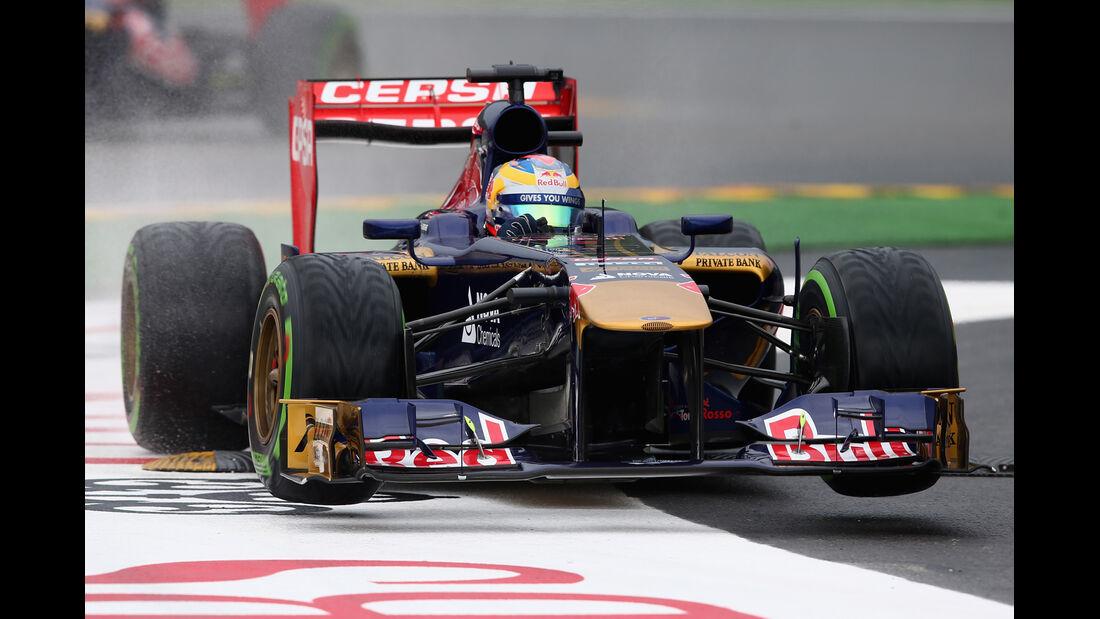 Jean-Eric Vergne - GP Belgien 2013