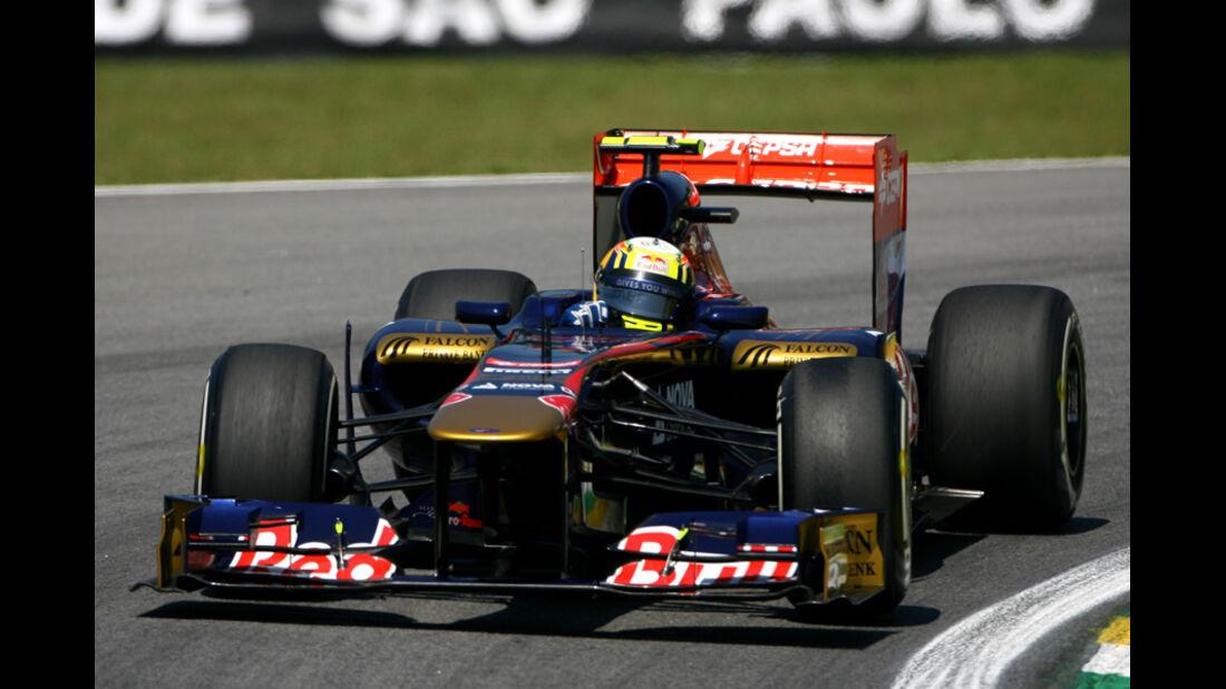 Jean-Eric Vergne - GP Brasilien - 25. November 2011