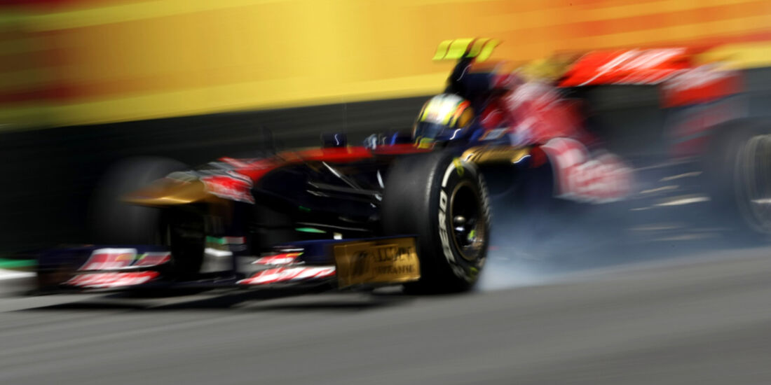 Jean-Eric Vergne - GP Brasilien - 25. November 2011
