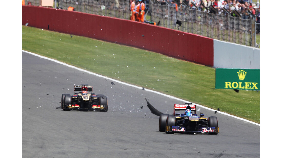 Jean-Eric Vergne - GP England 2013