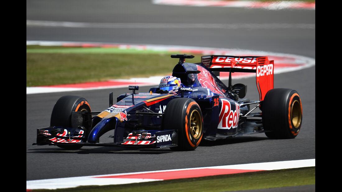 Jean-Eric Vergne - GP England 2014