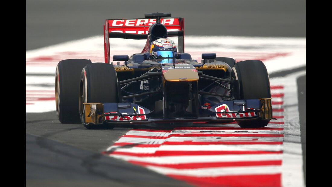 Jean-Eric Vergne - GP Indien 2013