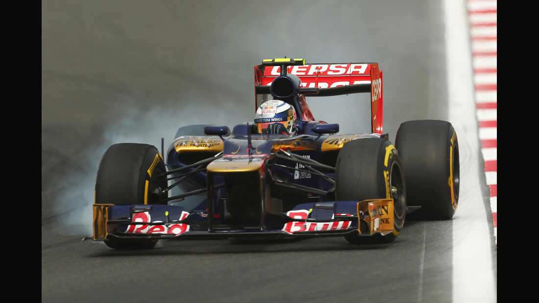 Jean-Eric Vergne GP Korea 2012