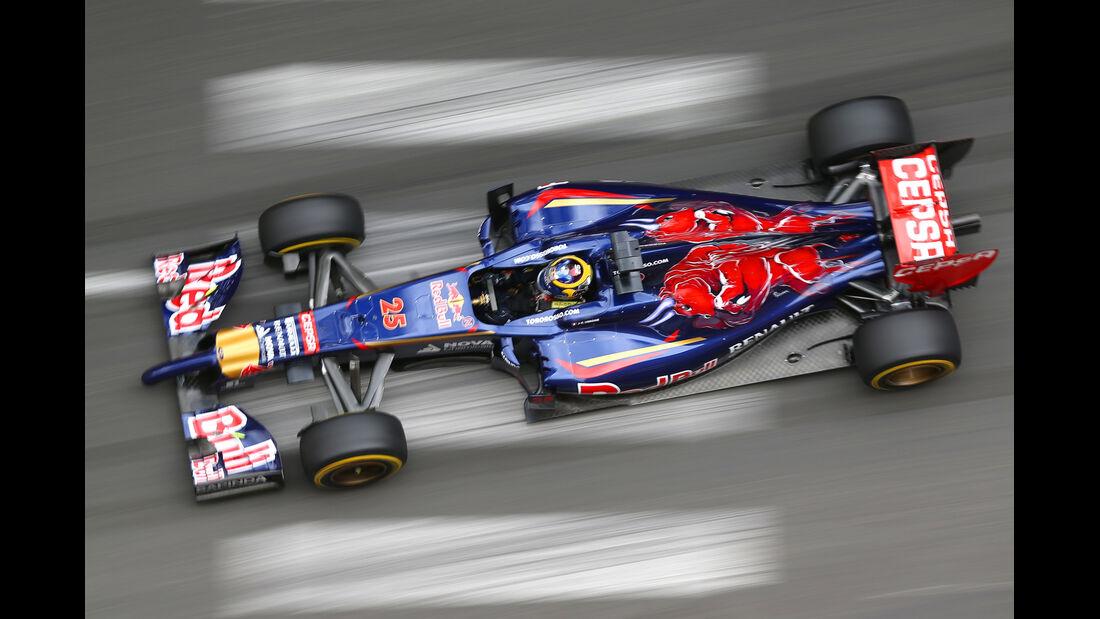 Jean-Eric Vergne - GP Monaco 2014
