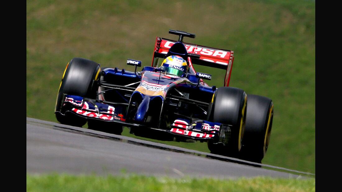Jean-Eric Vergne - GP Österreich 2014