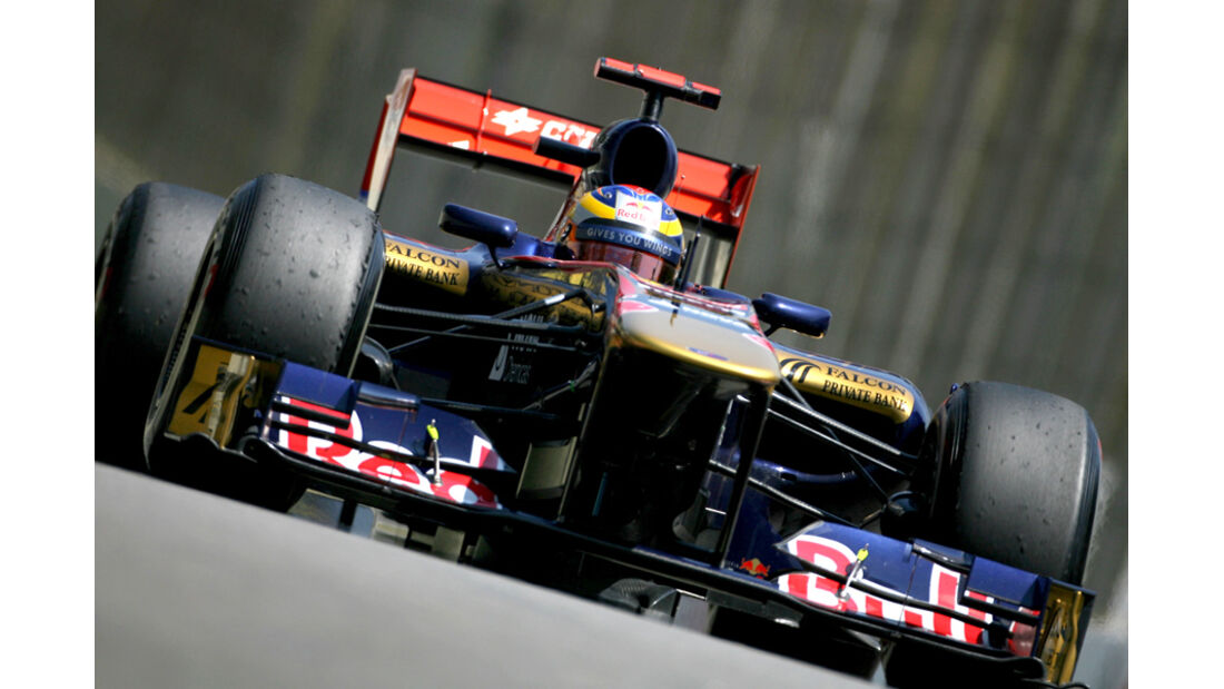 Jean Eric Vergne Karriere Toro Rosso