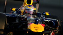Jean Eric Vergne - Red Bull - Young Driver Test - Abu Dhabi - 16.11.2011