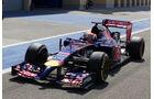 Jean-Eric Vergne - Toro Rosso - Formel 1 - Bahrain - Test - 1. März 2014