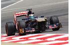 Jean-Eric Vergne - Toro Rosso - Formel 1 - GP Bahrain - 19. April 2013