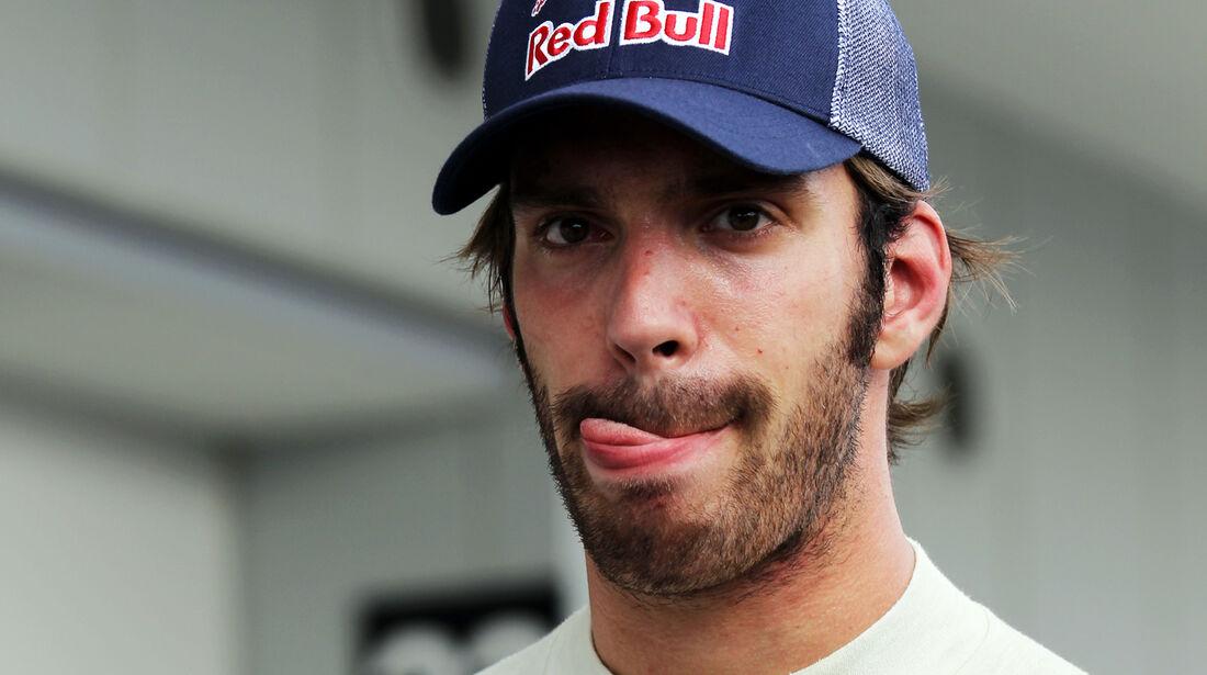 Jean-Eric Vergne - Toro Rosso - Formel 1 - GP Japan - Suzuka - 6. Oktober 2012