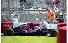 Jean-Eric Vergne - Toro Rosso - Formel 1 - GP Kanada - 10. Juni 2012
