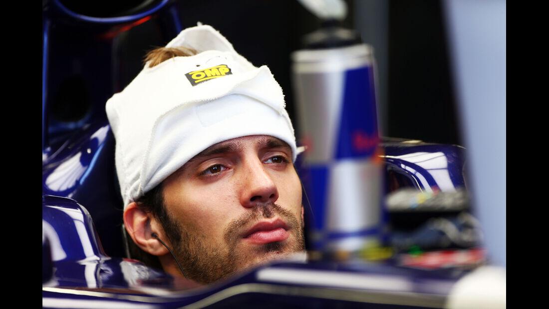 Jean Eric Vergne - Toro Rosso - Formel 1 - GP Kanada - 8. Juni 2013