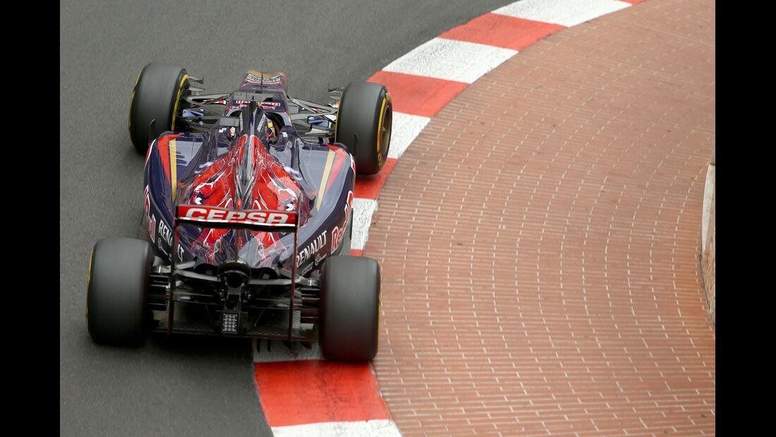 Jean-Eric Vergne - Toro Rosso - Formel 1 - GP Monaco - 22. Mai 2014